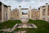 Turkey, Sardis, Synagogue, Main Entrance Photographic Print by Samuel Magal