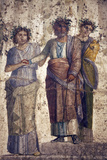 Italy, Naples, Naples Museum, from Pompeii, House of Fatal Love  (IX, 5,18), Jason and Pelias Photographic Print by Samuel Magal