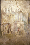 Italy, Naples, Naples Museum, from Pompeii, (II 6), Abduction of Palladio Photographic Print by Samuel Magal