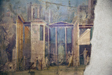 Italy, Naples, Naples Museum, Pompeii, House of the Group of Vases (VI 13, 2), Medea and Peliadi Photographic Print by Samuel Magal