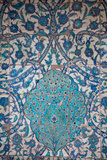 Turkey, Istanbul, Topkapi Palace, Tiles Photographic Print by Samuel Magal