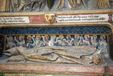 First Intercolumniation of the Choir Screen in the South Ambulatory Funerary Monument of Mgr Ferry  Photographic Print