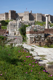Turkey, Ephesus, St. John Church Photographic Print by Samuel Magal