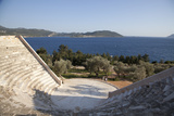 Turkey, Kas, Greek Theater Photographic Print by Samuel Magal