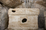 Turkey, Olympus, Sarcophagus of Captain Eudemos Photographic Print by Samuel Magal