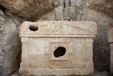 Turkey, Olympus, Sarcophagus of Captain Eudemos Photographic Print by Samuel Magal