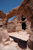 Jordan, Petra, Tombs Photographic Print