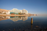 Middle East, Israel, Dead Sea Hotel Photographic Print by Samuel Magal