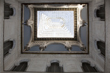 Spain, Andalusia, Sevilla, Alcazar, Royal Fortresses (The Royal Alcazar), Ceiling Photographic Print by Samuel Magal