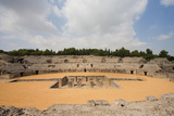Spain, Italica, Roman Amphitheater Photographic Print