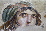 Turkey, Zeugma,House of the Gypsy Girl, Mosaic Photographic Print