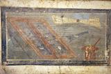 Italy, Naples, Naples Museum, from Pompeii, Marco Lucrezio Casa (IX, 3,5), Instrumentum Scriptorium Photographic Print by Samuel Magal