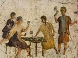 Italy, Pompeii Photographic Print
