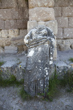Greece, Kos Islands, Askelepieon, Statue Photographic Print by Samuel Magal