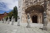 Spain, Valladolid, San Pablo Church, Main Facade Photographic Print by Samuel Magal