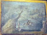 Italy, Naples, Naples National Archeological Museum, from Pompeii, Phrixus and Elle Photographic Print by Samuel Magal