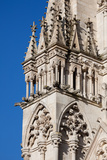 France, Amiens Cathedral (World Heritage Site), West Facade Photographic Print by Samuel Magal
