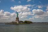 USA, New York, Liberty Island, Statue of Liberty Papier Photo par Samuel Magal