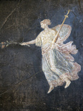 Italy, Naples, Naples Museum, from Pompeii, Villa of Cicerone, Dancer Photographic Print by Samuel Magal