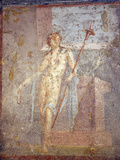 Italy, Naples, Naples Museum, from Pompeii, House of Meleager (VI 9, 2.13), Imeneo Photographic Print by Samuel Magal