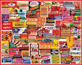 Gum Wrappers 1000 Piece Jigsaw Puzzle Jigsaw Puzzle