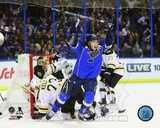 St Louis Blues T.J. Oshie 2013-14 Action Photo