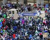 NFL Seattle Seahawks The Legion of Boom- Earl Thomas, Richard Sherman, Kam Chancellor, Byron Maxwel Photo