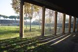 Italy, Pompeii, Palaestra Photographic Print