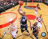 Oklahoma City Thunder Kevin Durant 2013-14 Action Photo