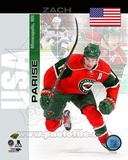 Minnesota Wild Zach Parise- USA Portrait Plus Photo