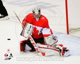 Team Canada Carey Price 2014 Winter Olympics Action Photo
