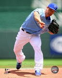 Kansas City Royals Jeremy Guthrie 2013 Action Photo