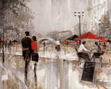 Riverwalk Charm Affiches par Ruane Manning