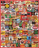 Cheers Beer Label 1000 Piece Jigsaw Puzzle Jigsaw Puzzle