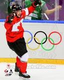 Team Canada Sidney Crosby 2014 Winter Olympics Action Photo