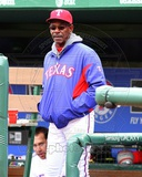 Texas Rangers Ron Washington 2013 Action Photo