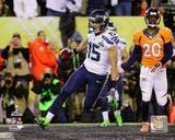 NFL Seattle Seahawks Jermaine Kearse Touchdown Super Bowl XLVIII Photo