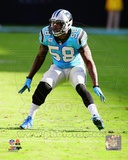 Thomas Davis Carolina Panthers 2013 Action Photo