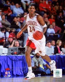 Joe Johnson University of Arkansas Razorbacks 2001 Action Photo