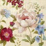 Marche Jardin Prints by  Nan
