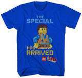 The Lego Movie - Emmet Special T-shirts