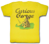 Curious George - Shirt Color T-Shirt