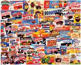 Tasty Treats 1000 Piece Jigsaw Puzzle Jigsaw Puzzle