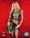 World Wrestling Entertainment Trish Stratus Posed Photo