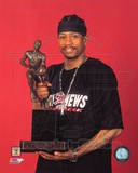 Philadelphia 76ers Allen Iverson 2001 MVP Photo