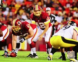 Washington Redskins Kirk Cousins 2013 Action Photo