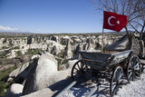 Turkey, Cappadocia, Goreme Valley Photographic Print by Samuel Magal