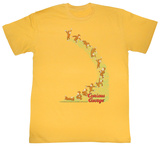 Curious George - Monkey in Motion T-Shirt