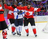 Team Canada John Tavares 2014 Winter Olympics Action Photo