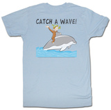 Curious George - Curious Dolphin T-shirts